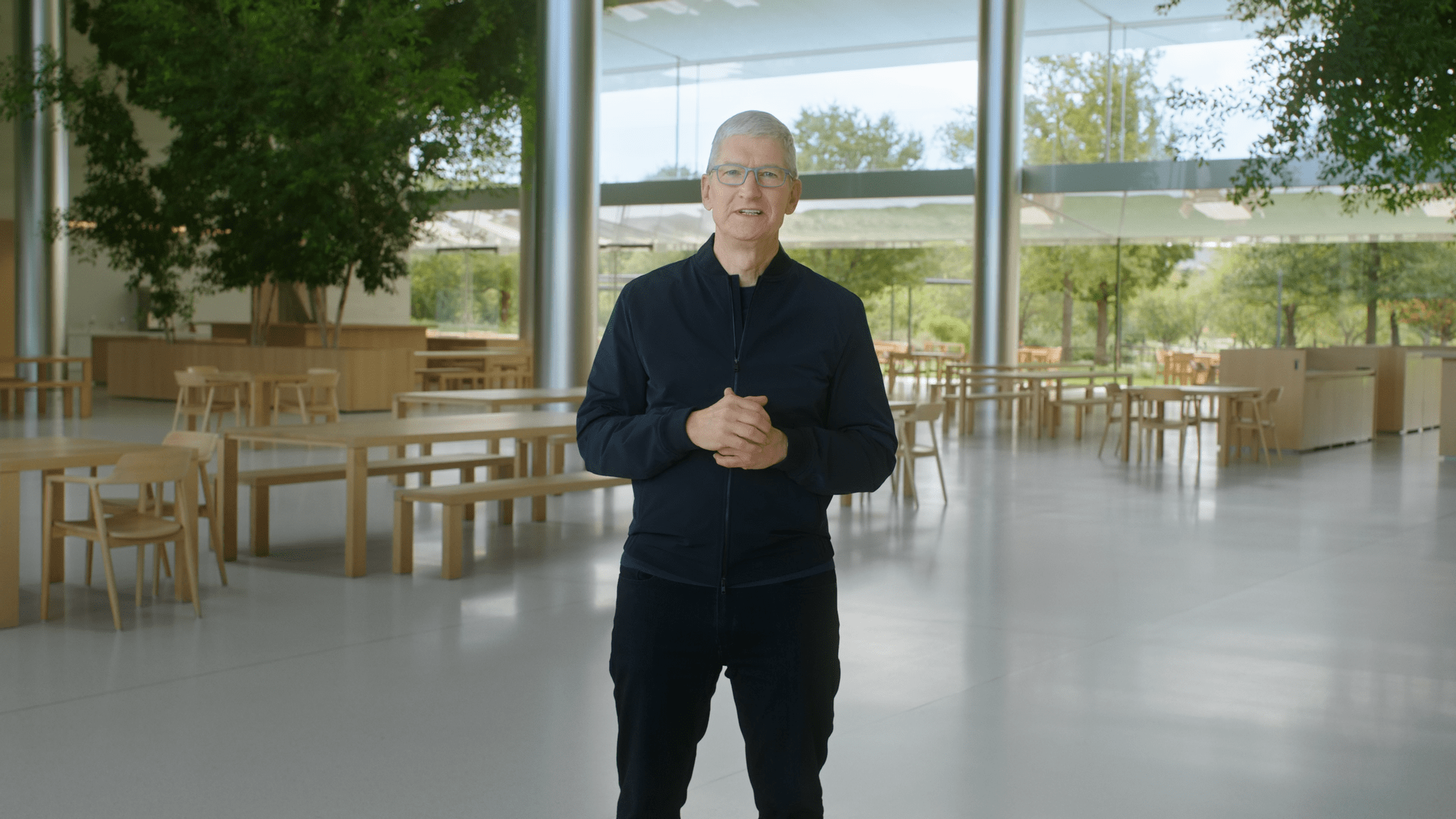 Kara Swisher Interviews Apple CEO Cook for Sway